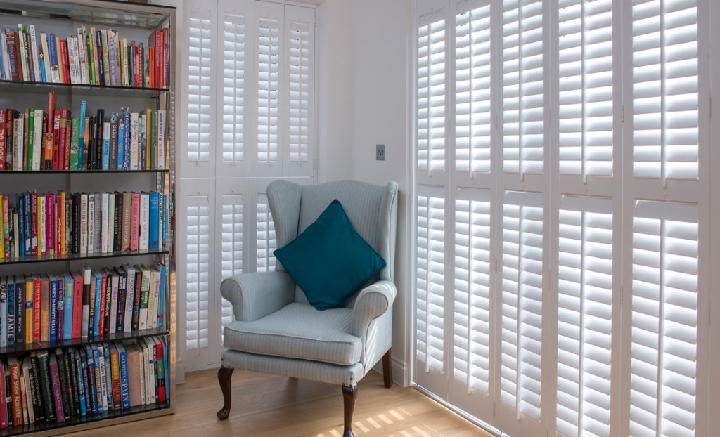 Library shutters